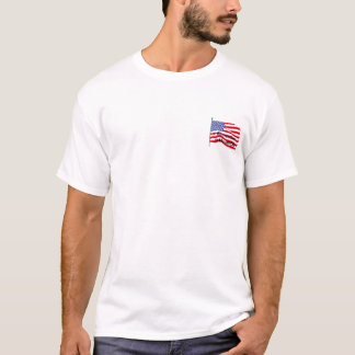flags-american-waving-in-the_wind, Rememberin N... T-Shirt