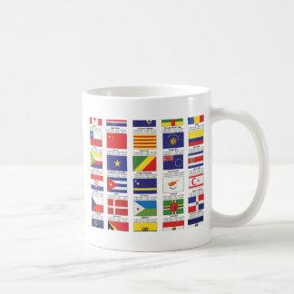 FLAGS FOR ALL COFFEE MUG