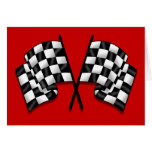 Flags - Motorsport chequered flag racing
