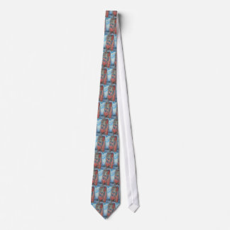 Flags Neck Tie