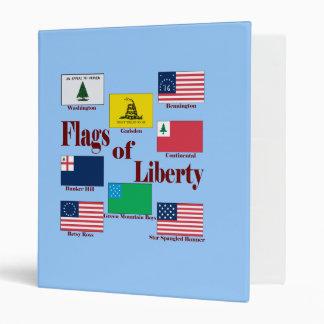 Flags of Liberty Binders