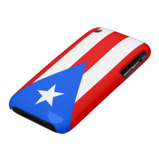 Flags of Puerto Rico iPhone 3G/3GS Case Case-Mate iPhone 3 Case