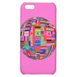 FLAGS OF THE GLOBE iPhone 5C COVER