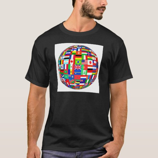 FLAGS OF THE GLOBE T-Shirt