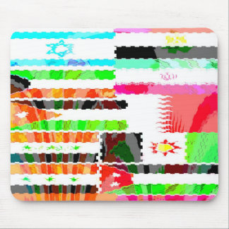 Flags of the Mideast Mousepads