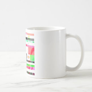 Flags of the Mideast Mugs