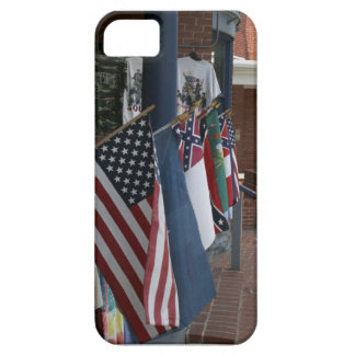 Flags of the Republic iPhone SE/5/5s Case