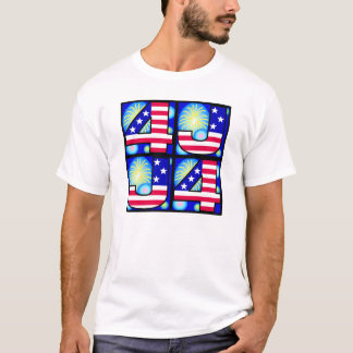 Flags Of The Whirl T-Shirt
