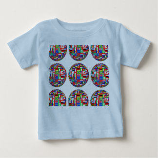 FLAGS OF THE WORLD BABY T-Shirt