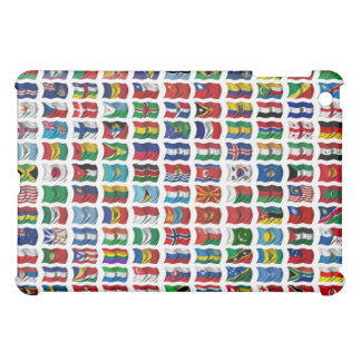 Flags of the world - iPad case