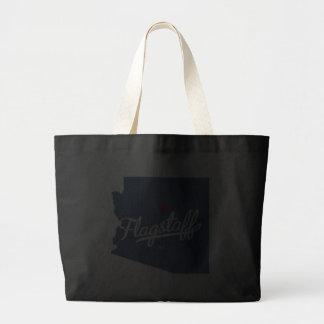 Flagstaff Arizona AZ Shirt Tote Bag