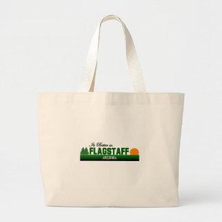 Flagstaff, Arizona Canvas Bag