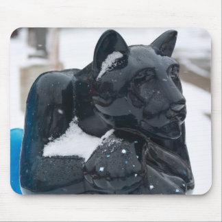 Flagstaff, Arizona Mountain Lion Art Mouse Pad