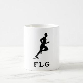 Flagstaff Arizona Running FLG Coffee Mug