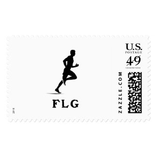 Flagstaff Arizona Running FLG Postage