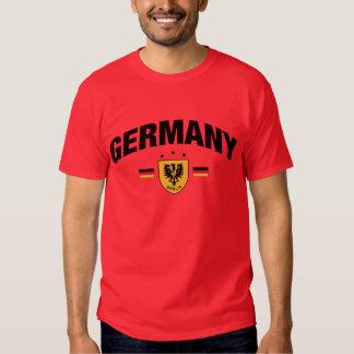 FlagT-Camisa de Alemania Camisas