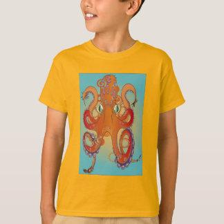 Flailing Octopus T-Shirt
