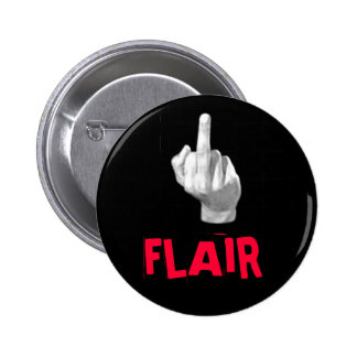 FLAIR~! 2 INCH ROUND BUTTON
