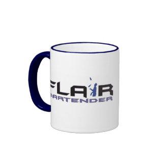 Flair Bartender- My Name's Not tom Ringer Mug