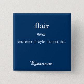 Flair Pin