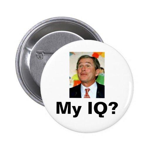 Flair Pin : George W. Bush