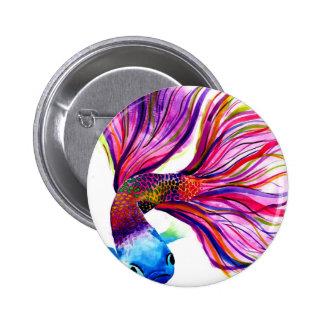 Flair Pinback Button