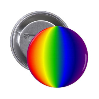 Flair - Spherical Rainbow Button