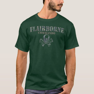 Flairborne commando T-Shirt