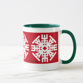 FLAKE in the Hot Chocolate Mug