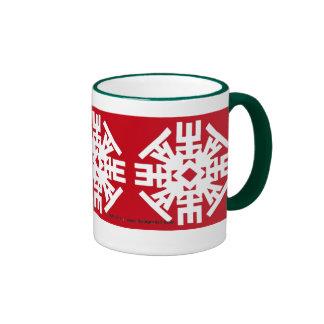 FLAKE in the Hot Chocolate Mugs