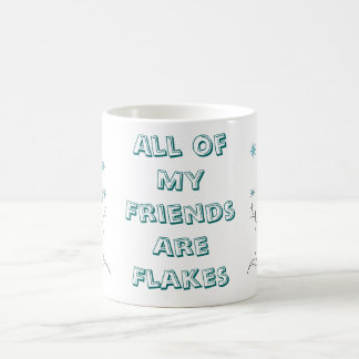 Flakes Coffee Mug