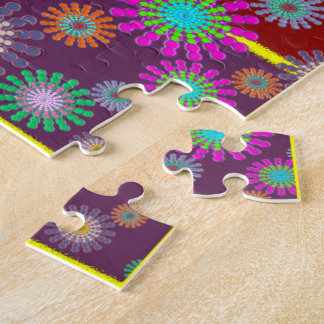 Flakes Jigsaw Puzzle w/ Gift Box