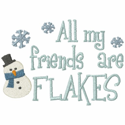 Flakey Friends
