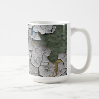 Flaking Paint Coffee Mug