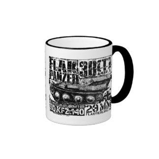 Flakpanzer 38(t) 11 oz Ringer Mug