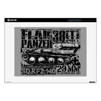 """Flakpanzer 38(t) 15"""" Laptop For Mac & PC Skin Decal For 15"""" Laptop"""