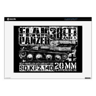 "Flakpanzer 38(t) 15"" Laptop For Mac & PC Skin Skin For 15"" Laptop"