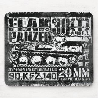 Flakpanzer 38 (t) cojín de ratón tapete de raton
