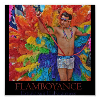 Flamboyance Posters