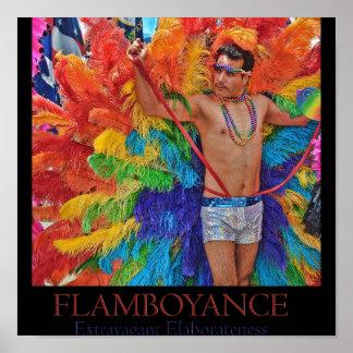 Flamboyance Póster
