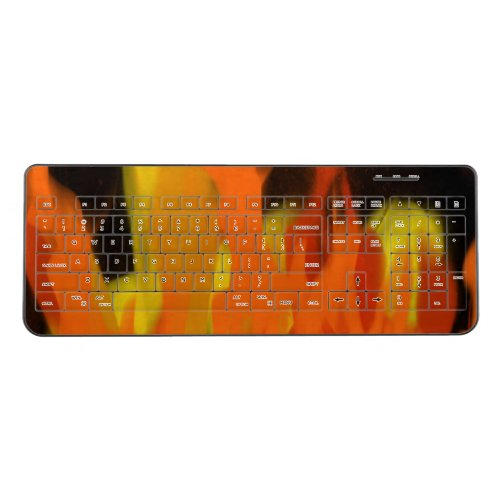 flame 9 wireless keyboard