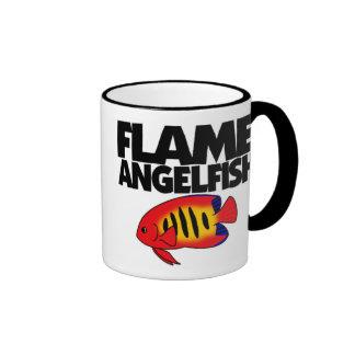 Flame Angelfish Mug