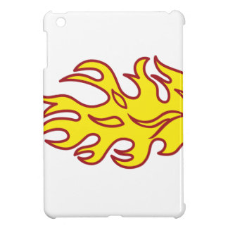 Flame Applique iPad Mini Cover