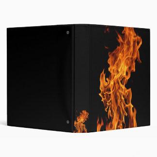 Flame Vinyl Binders