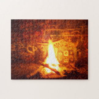 Flame Boy Puzzle