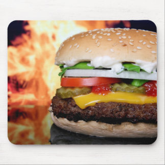 Flame Broiled Mousepad