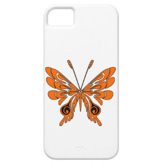 Flame Butterfly Tattoo iPhone SE/5/5s Case