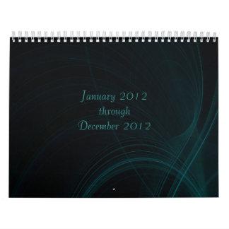 Flame Calendar