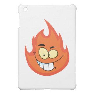 Flame Cartoon Character iPad Mini Cover