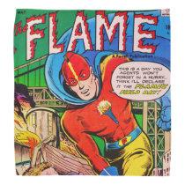 Flame comics bandana